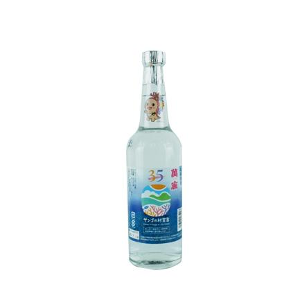 萬座(サンゴ記念ボトル) 35度